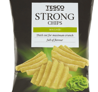 Tesco Termekvisszahivas Tesco Strong Chips Wasabi