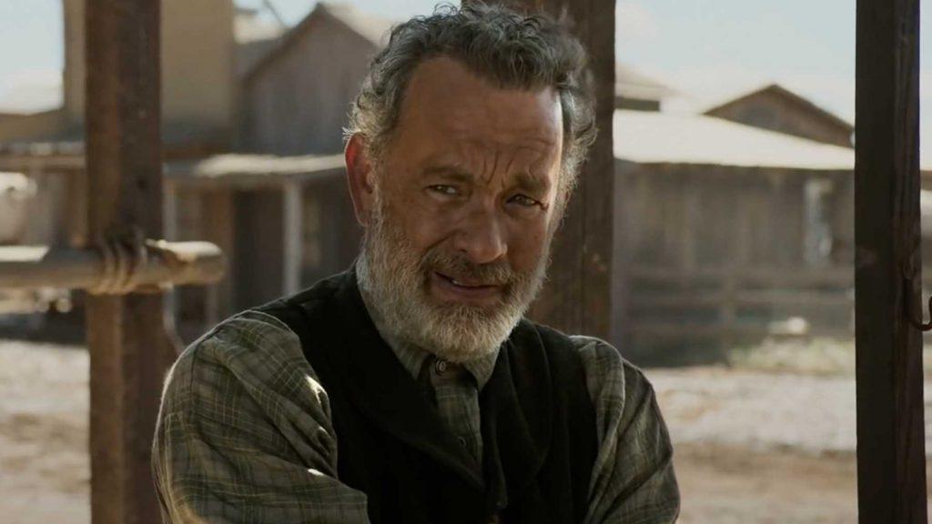 tom hanks western film news of the world a vilag hirei 2020