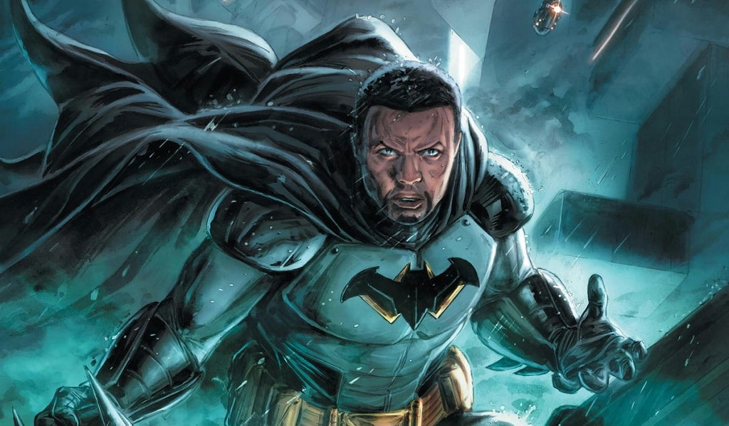 Uj Batman Kepregeny Fekete Szuperhos Tim Fox Dc Comics
