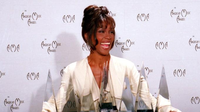 Whitney Houston Amerikai Hosok Kertje