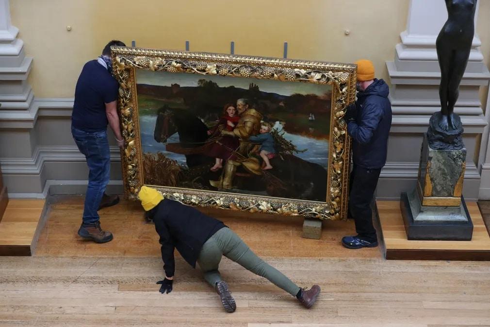 Anglia Festmeny Galeria John Everett Millais Nap Fotoja