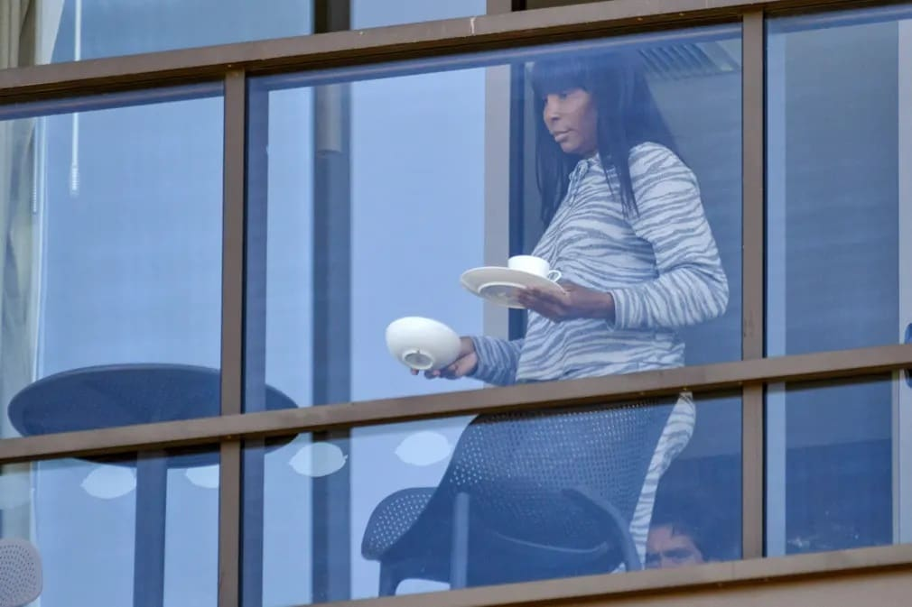 ausztralia venus williams hotel karanten koronavirus tenisz bajnoksag nap fotoja