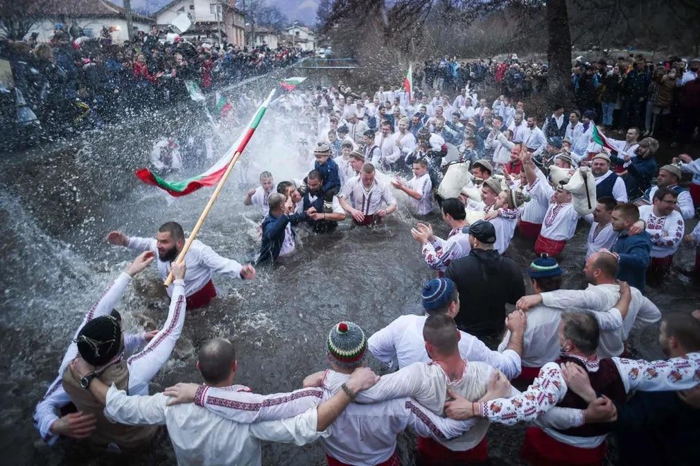 bulgaria tradicio horo tanc folyo nepviselet nap fotoja