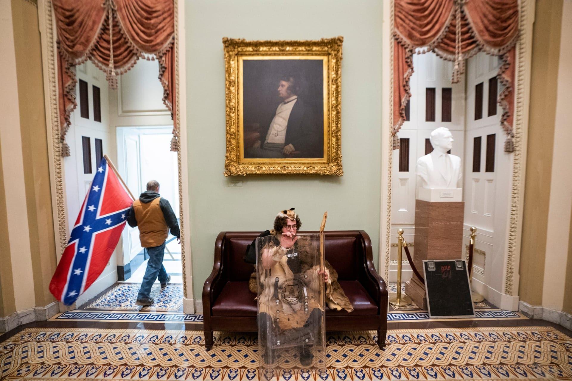 donald trump capitolium kongresszus amerikai tuntetes