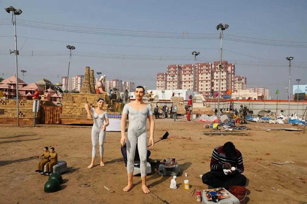 india aktivista installacio koztarsasag napja unnep parade nap fotoja