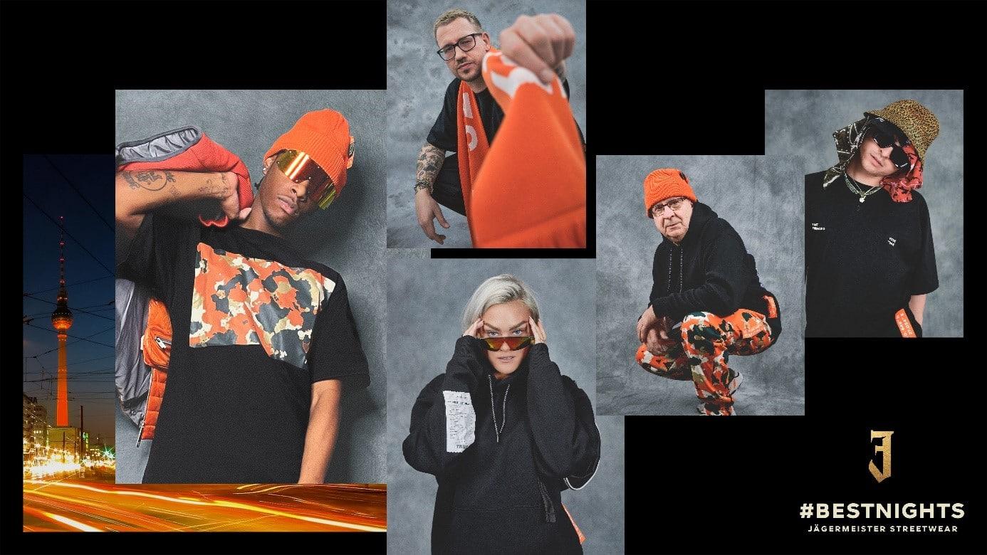 jagermeister best nights kollekcio streetwear