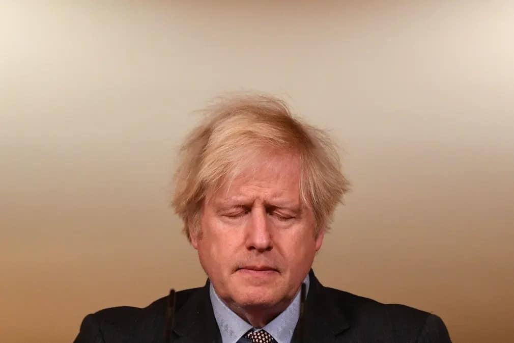 London Boris Johnson Brexit Koronavirus Sajtotajekoztato Nap Fotoja