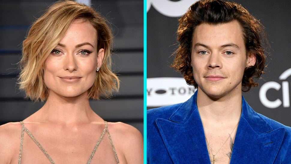 olivia wilde harry style egy par dont worry darling