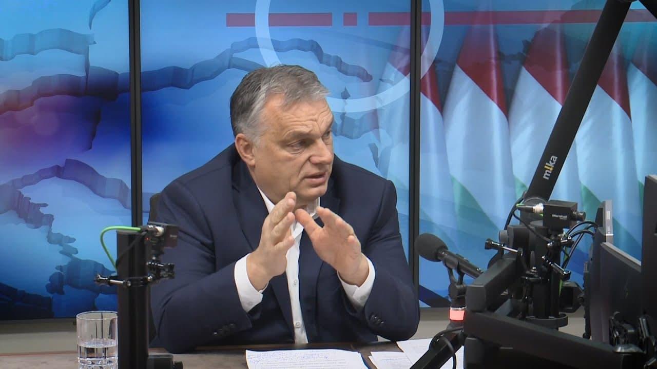 Orban Viktor Kossuth Radio Interju Asszonysag Kariko Katalin Pfizer Koronavirus Vakcina Oltas