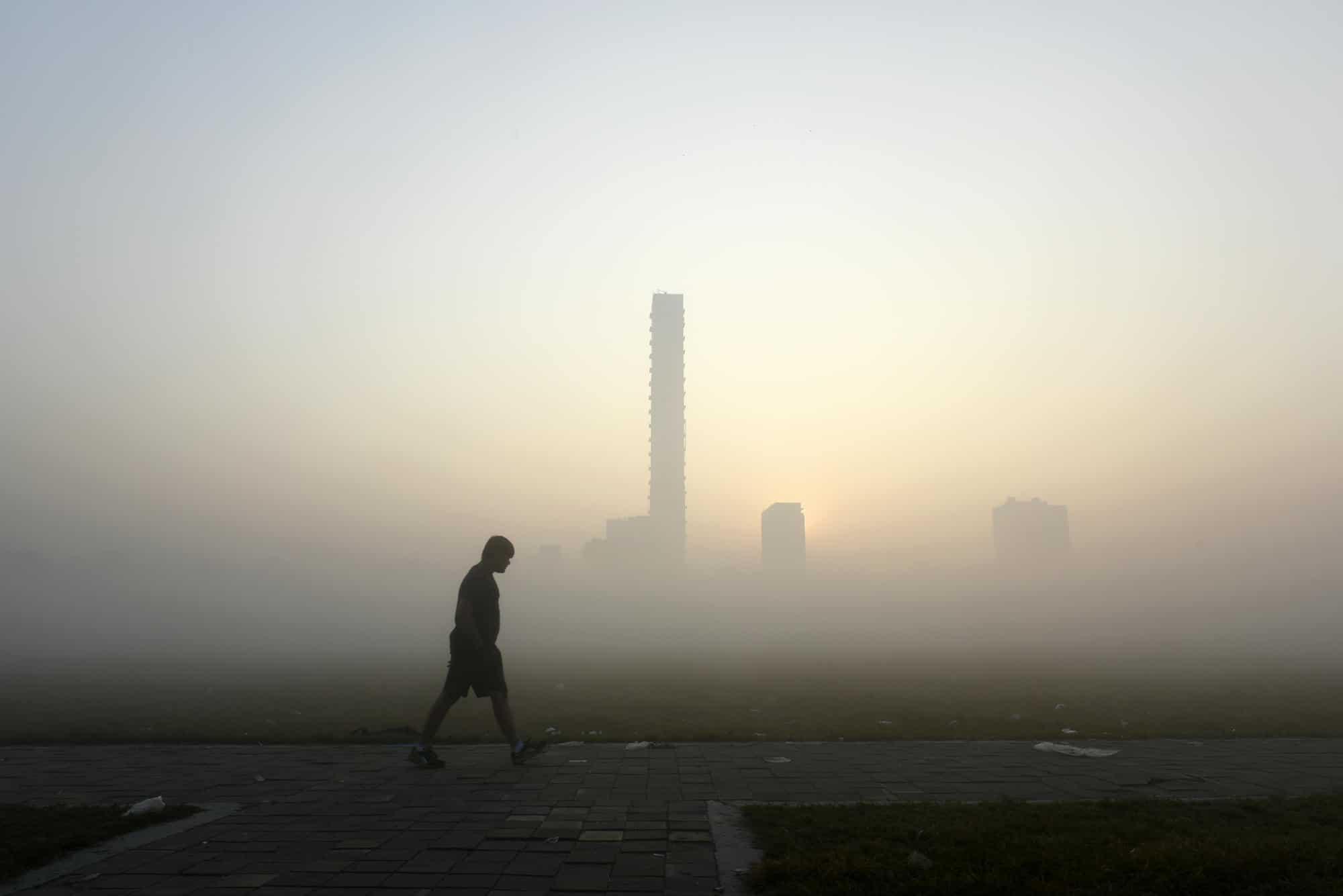 szennyezett levego varosok budapest szmog