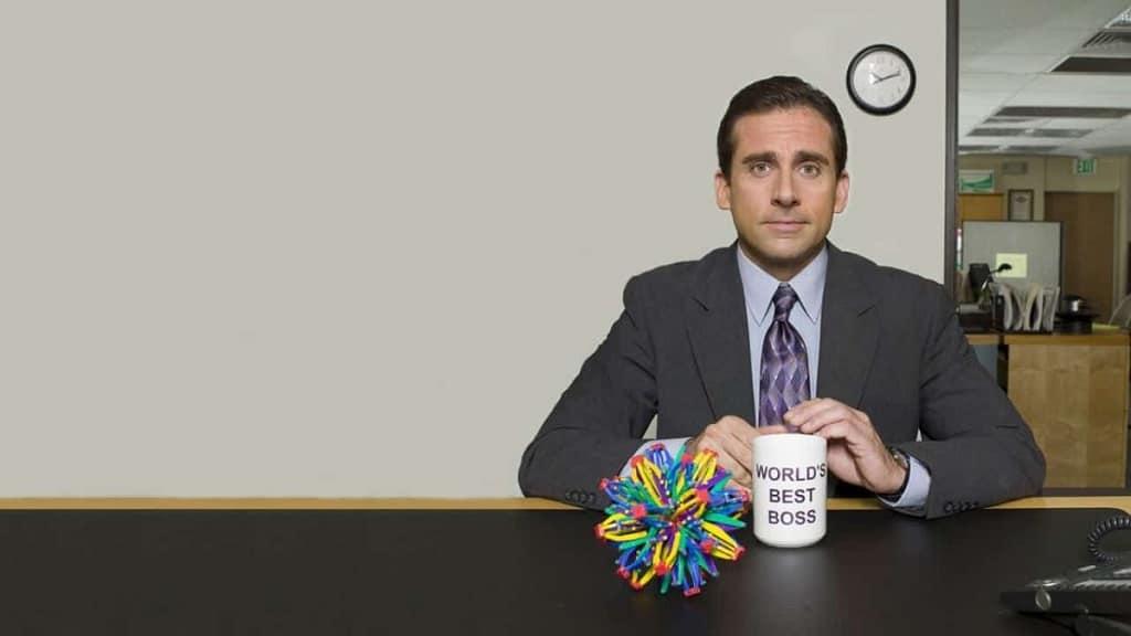 the office a hivatal sorozat steve carell