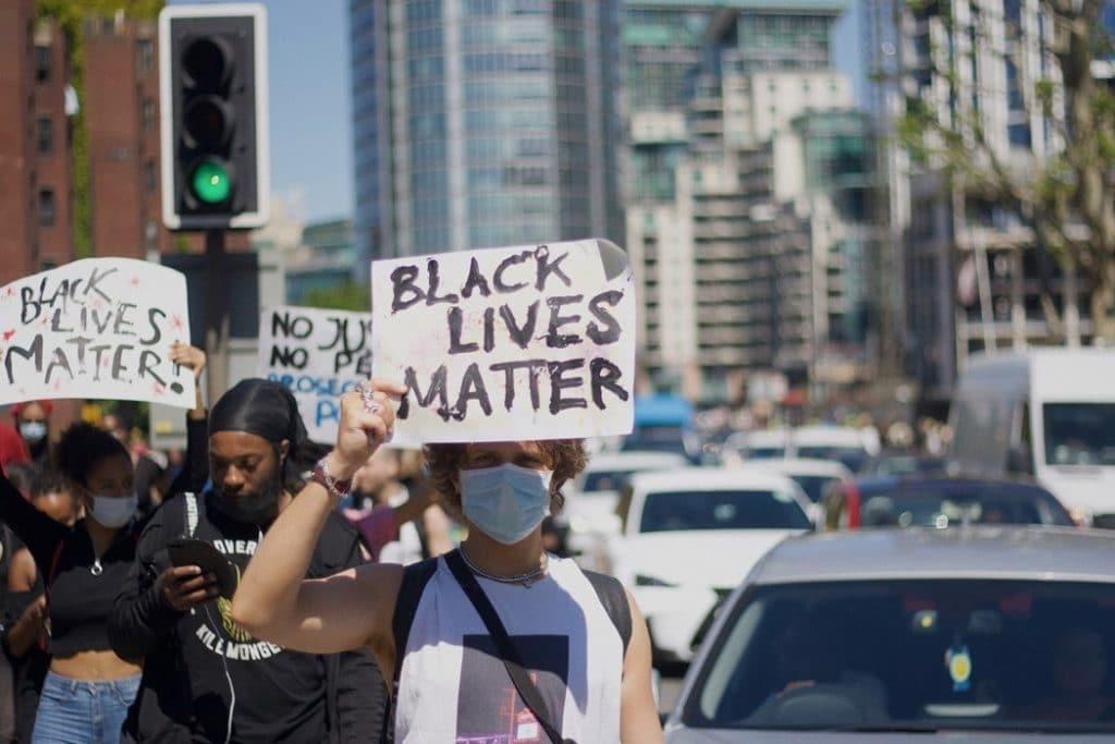 Black Lives Matter Nobel Bekedij Jeloles