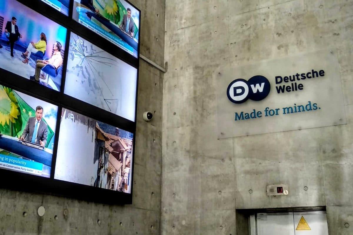 Deutsche Welle Magyarorszagon