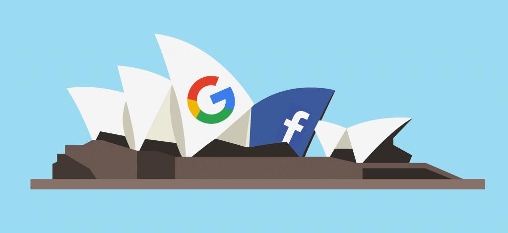 facebook-torveny szabalyozas ausztralia google
