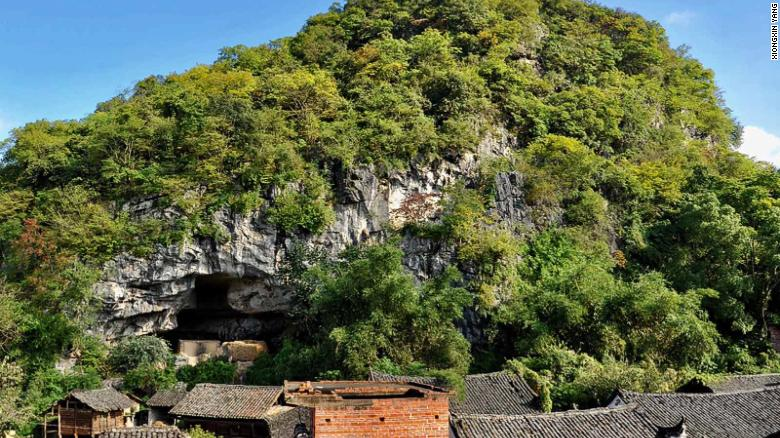 fuyan barlang leletek kormeghatarozas