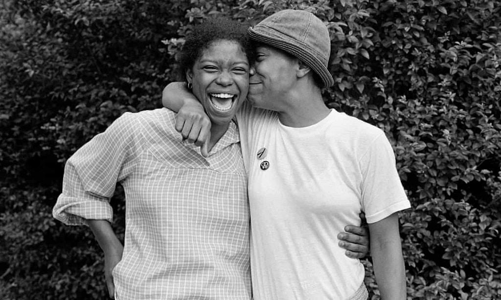 joan e biren eye to eye konyv leszbikus fotok lmbtq konyvek 2021