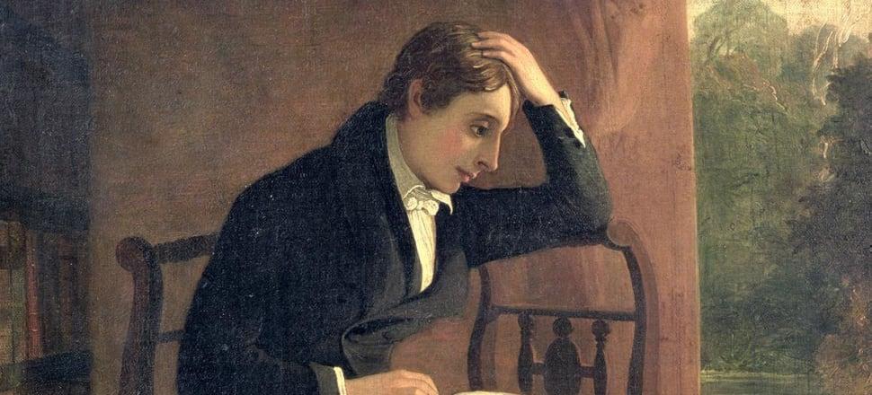 john keats joseph severs