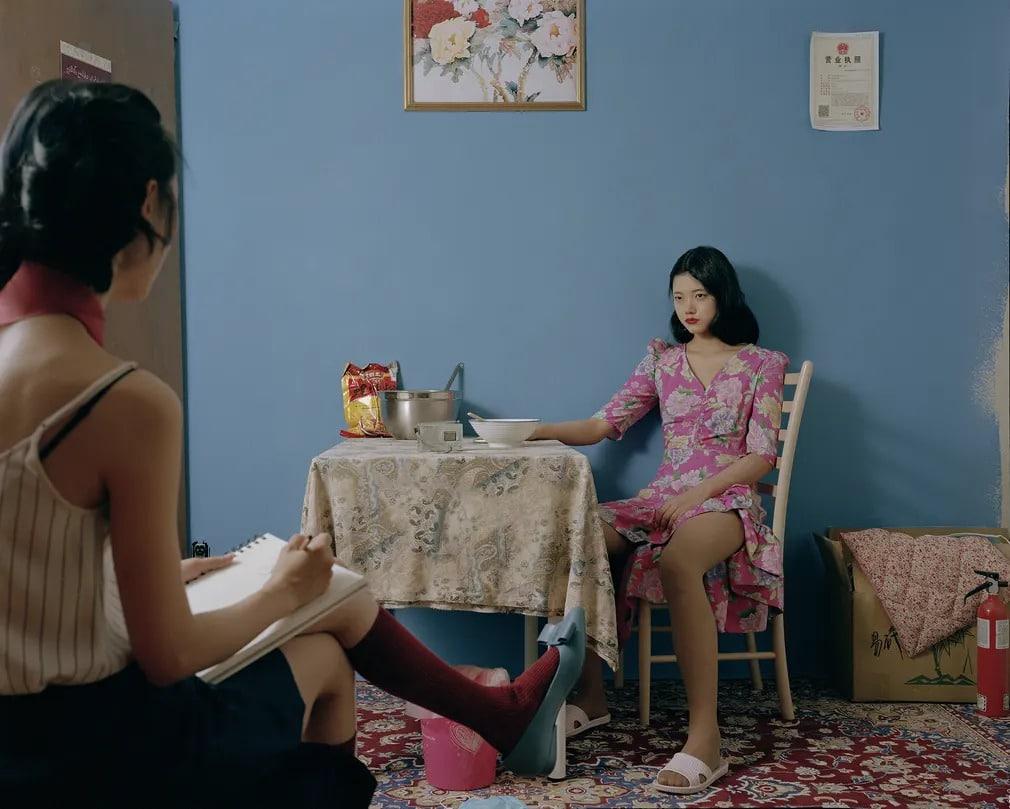 lensculture fotoverseny fotopalyazat Guoman Liao azsia szoba hetkoznap nap fotoja