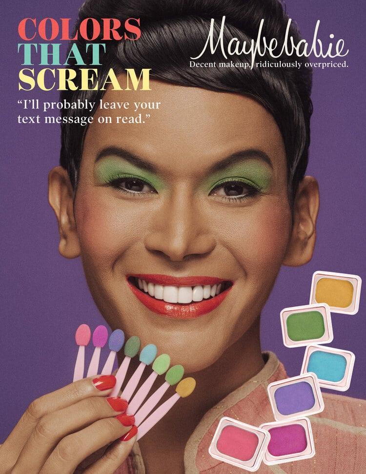 queer transznemu drag maria rivera smink reklam julia comita nap fotoja