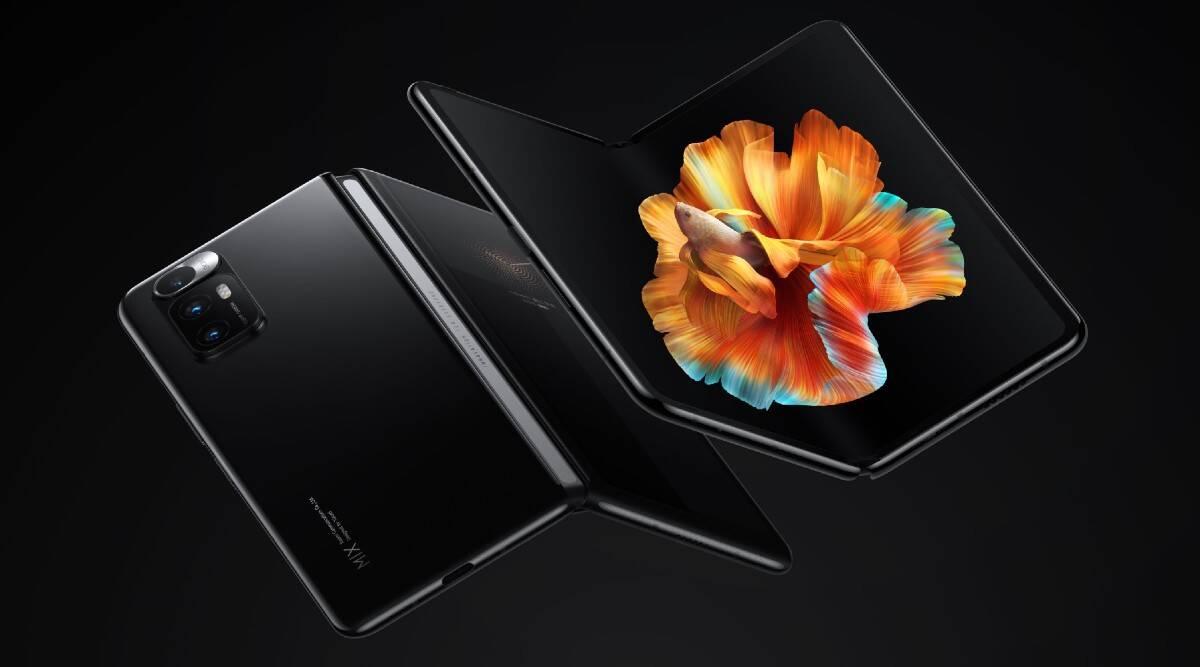 Xiaomi Mi Mix Fold Kettehajthato Okostelefon