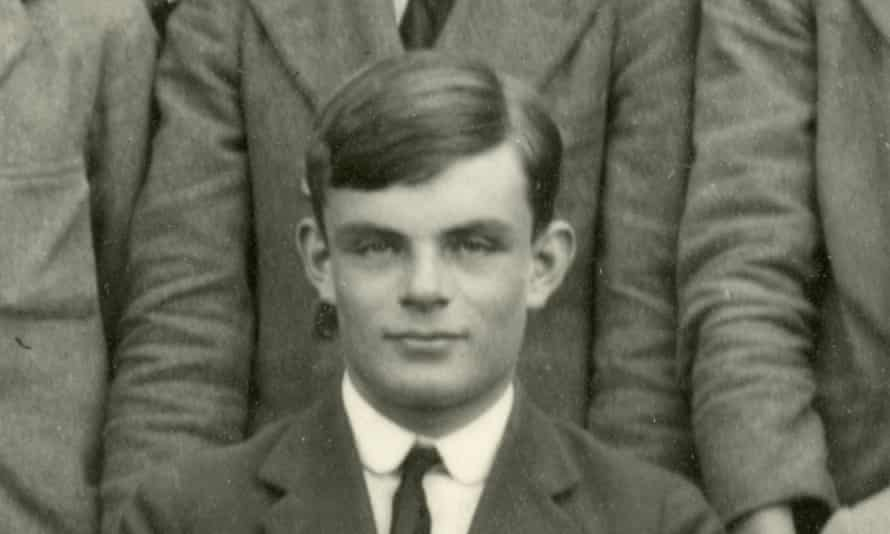 Alan Turing 50 Font Kodjatszma Enigma