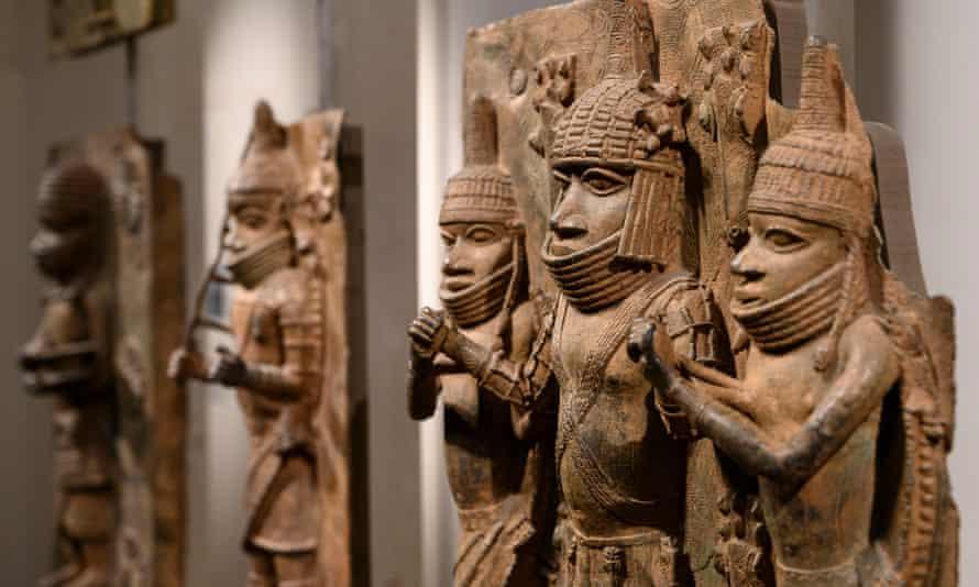benini bronzgyűjtemény nemetorszag nigeria