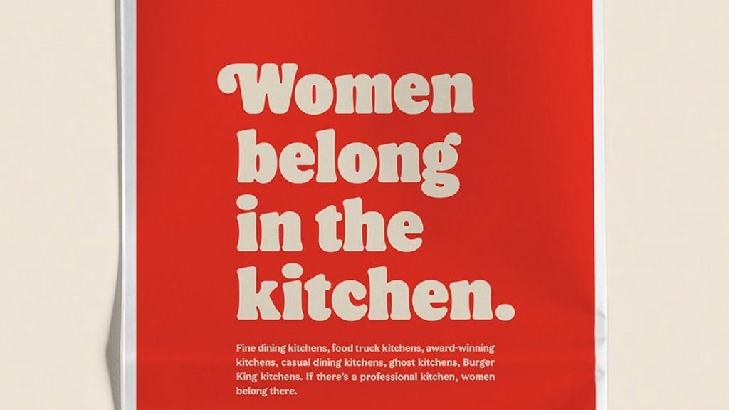 burger king burger king kampány a nőknek a konyhában a helye nőnap nemzetközi nőnap
