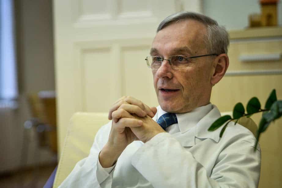 Dr Kemeny Lajos Borgyogyasz Szechenyi Dij 2021