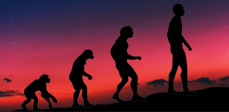 Evolucio Vizfogyasztas