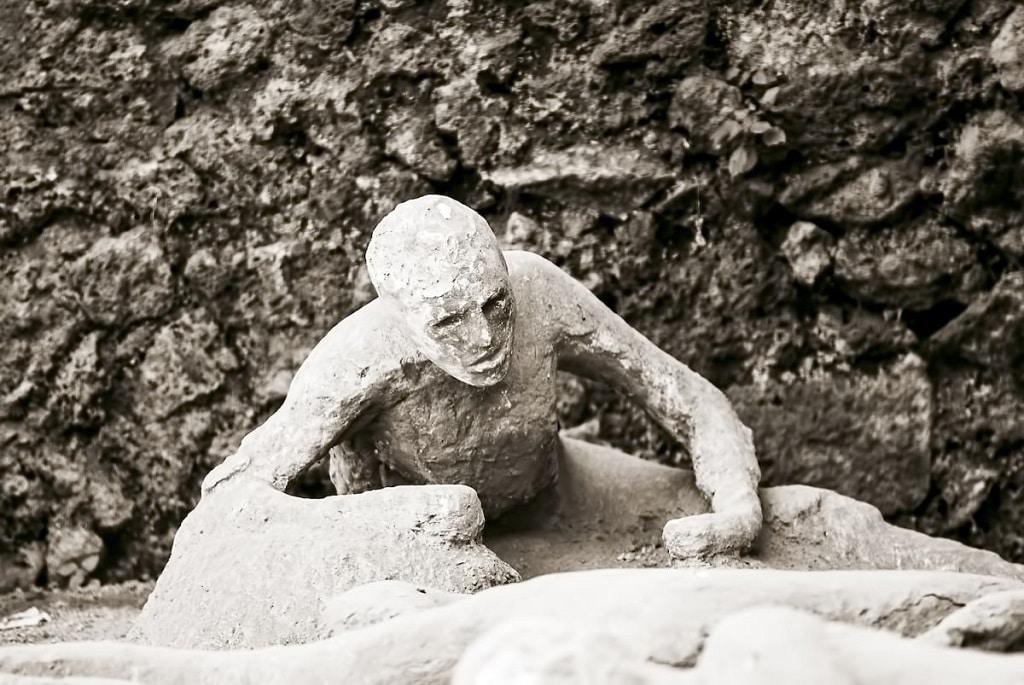 pompei vezuv vulkan vulkankitores regeszet