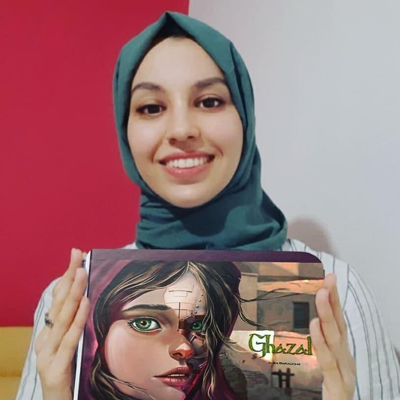 sara barackzay animator