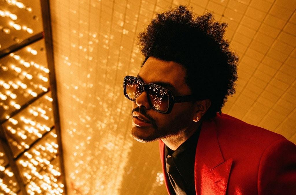 The Weeknd Grammy Dij 2021 Blinded Lights