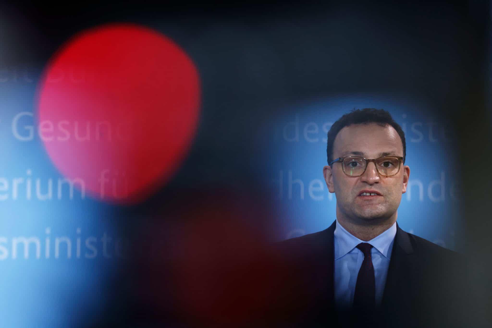Jens Spahn Nemet Egeszsegugyi Miniszter Koronavirus Korlatozas Feloldasa