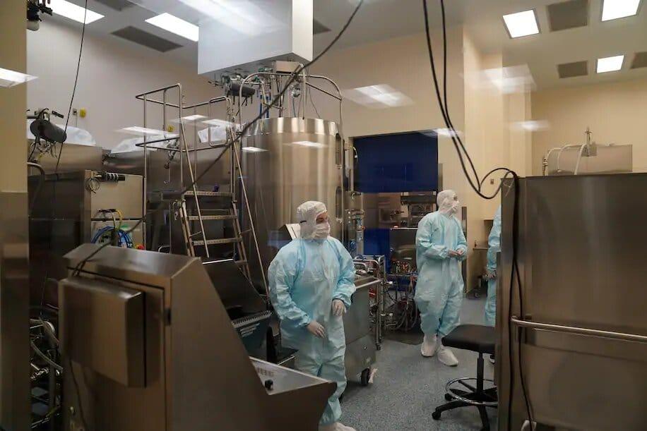 johnson and Johnson vakcina koronavirus emergent biosolutions
