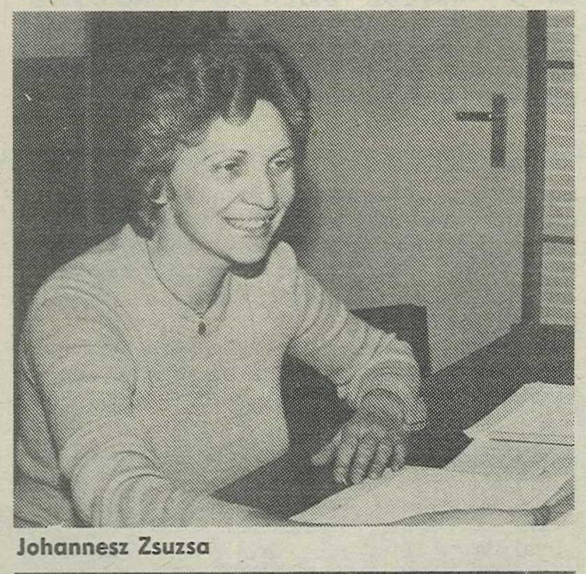 Meghalt Johannesz Zsuzsa Hírbemondo Hangja