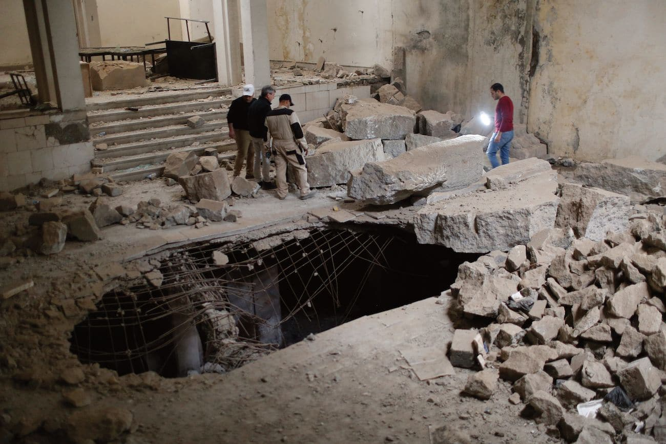 moszuli kulturalis muzeum ujjaepites