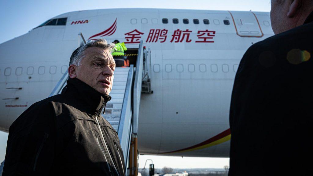 orban viktor maszk sinopharm kinai koronavirus vakcina
