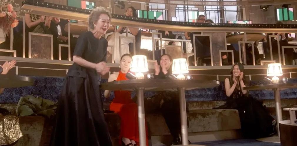 oscar 2021, Jun Ju Dzsung , minari, oscar dij, legjobb mellekszereplo