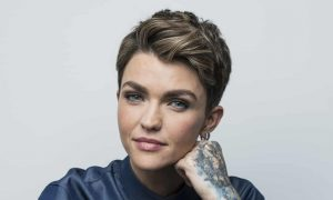 ruby rose interju sas red notice