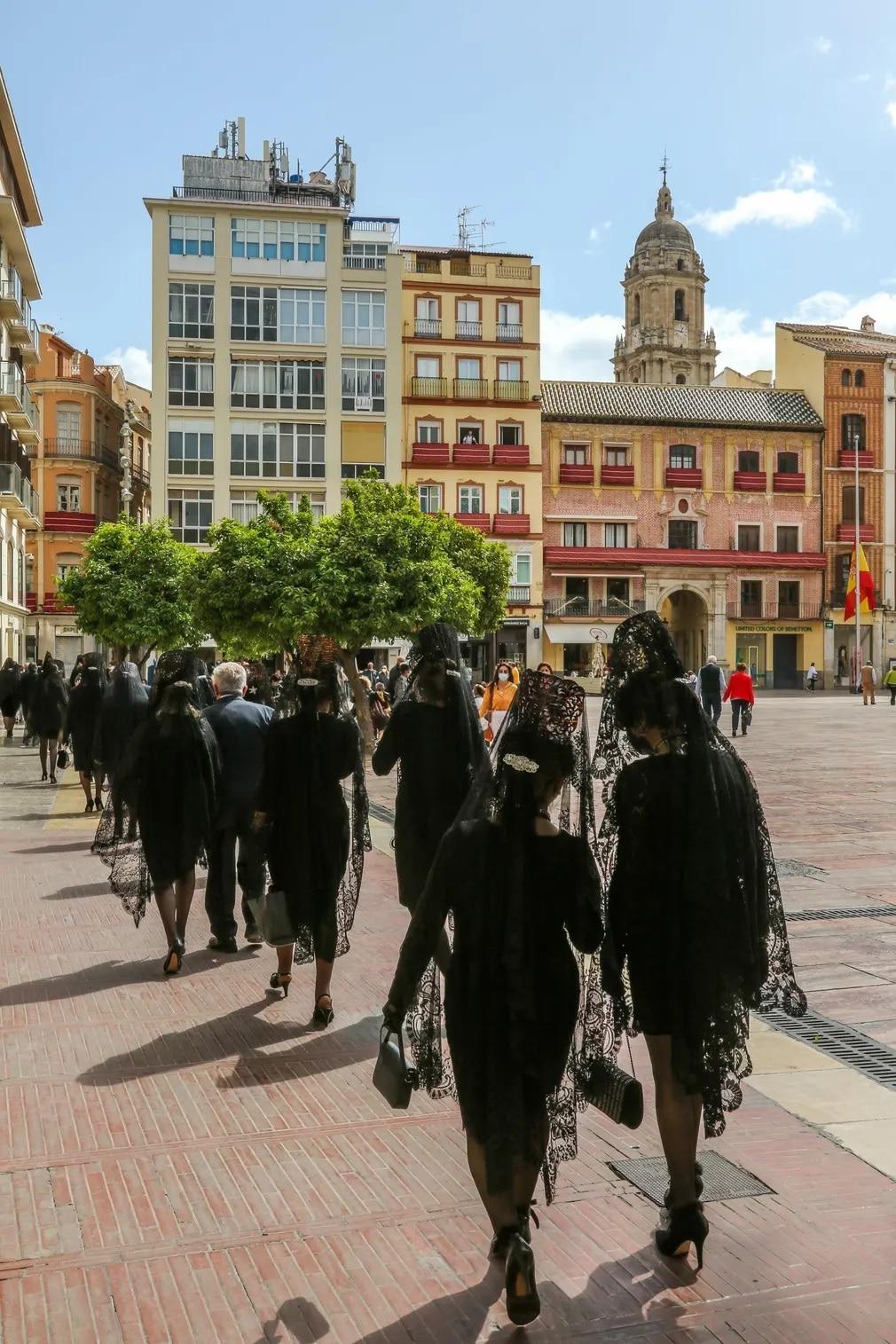 Semana Santa, Mantilla, Husveti Unnepek, Lorenzo Carnero, Kormenet, Nap Fotoja
