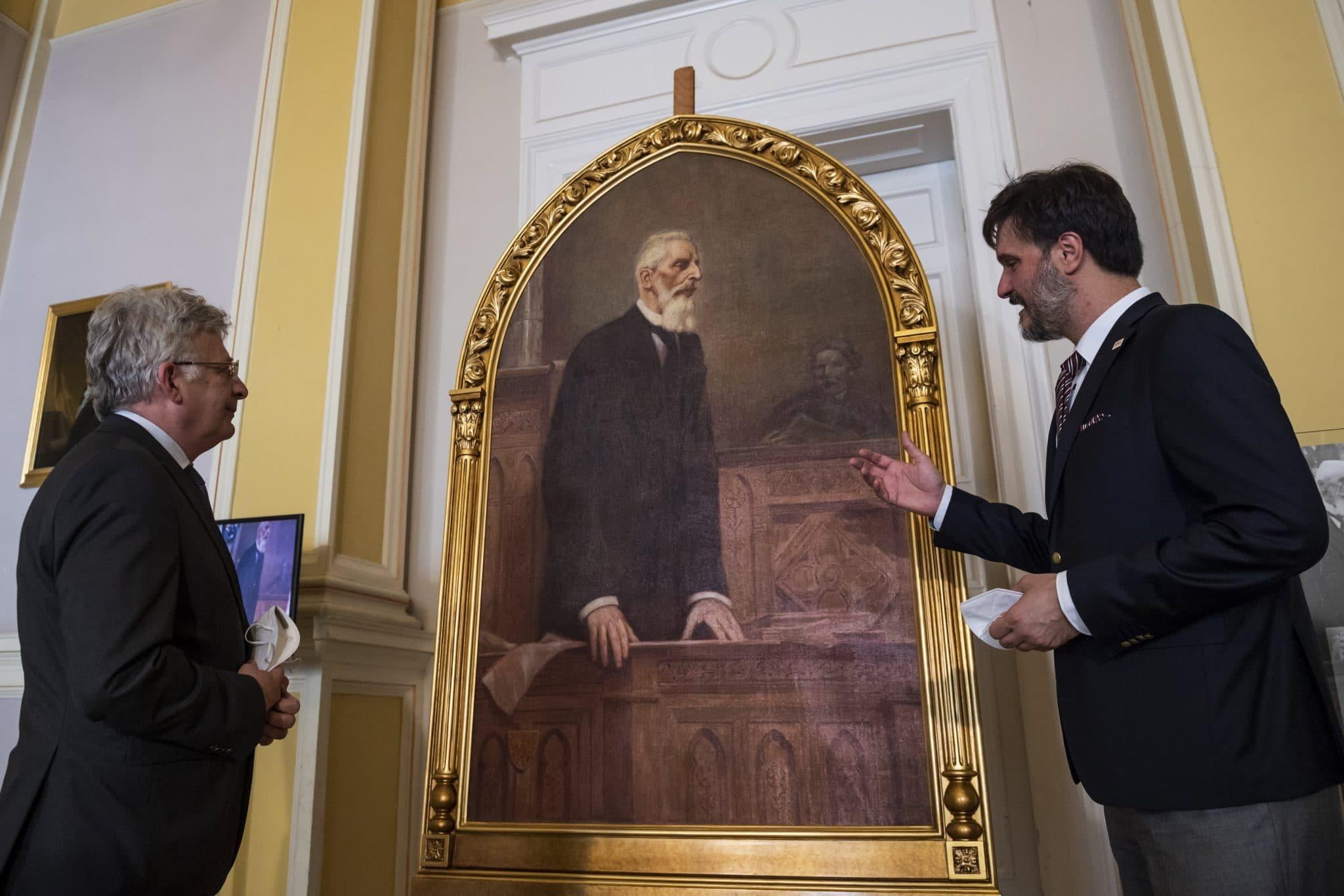apponyi-albert-magyar-nemzeti-muzeum-festmeny-kamaratarlat