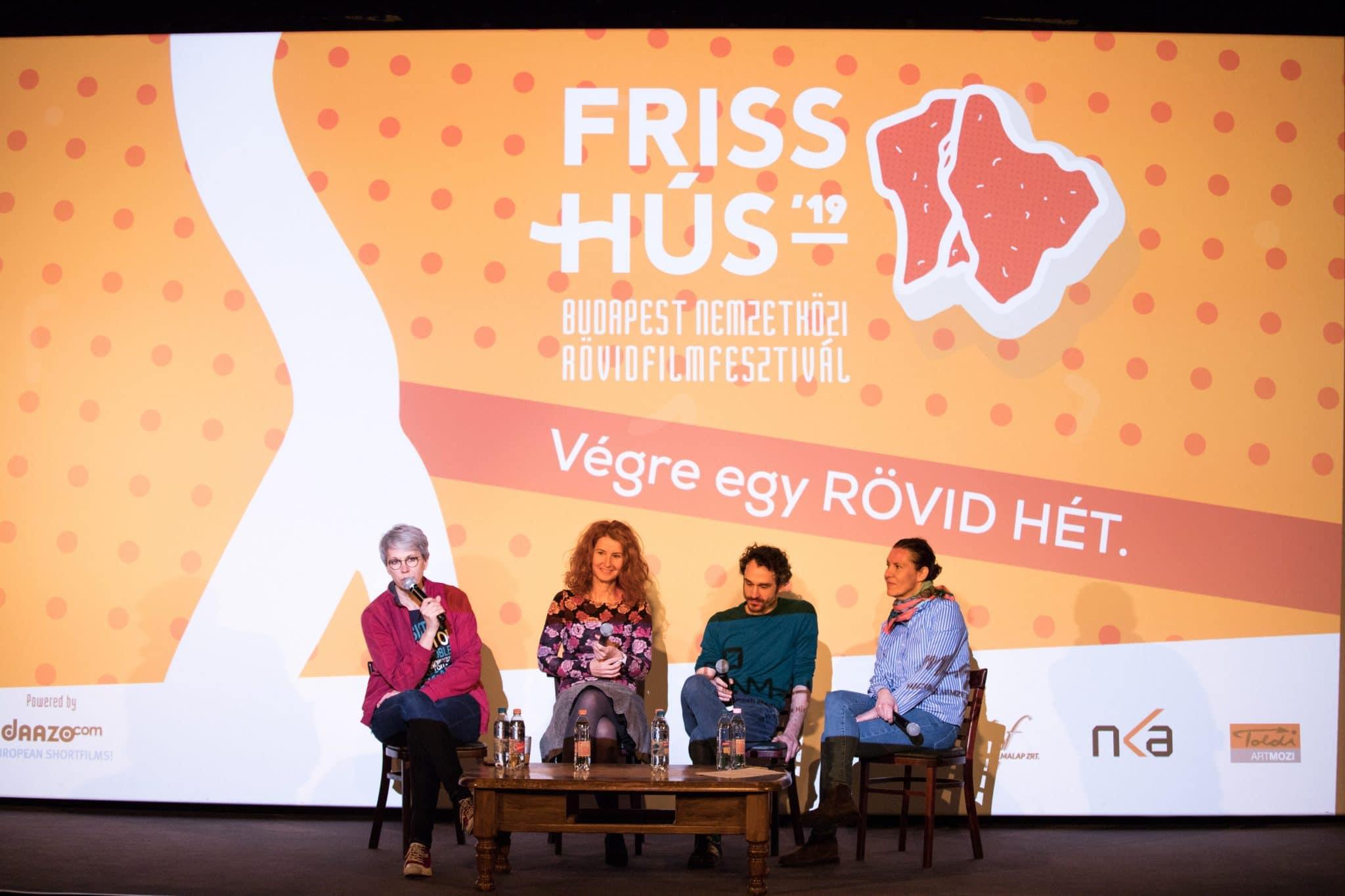 friss hus budapest nemzetkozi rovidfilmfesztival 2021
