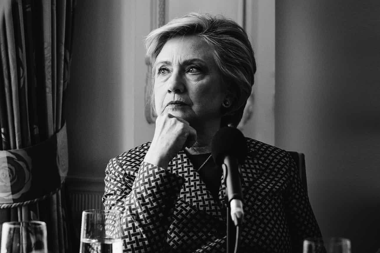 hillary clinton interju sajto demokracia