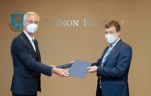 Veszprem-balaton 2023 Europa kulturális fovarosa cím mome pannon egyetem