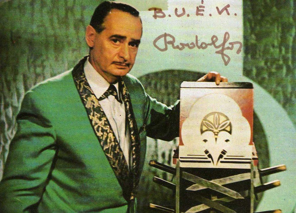 Rodolfo Buvesz Portre