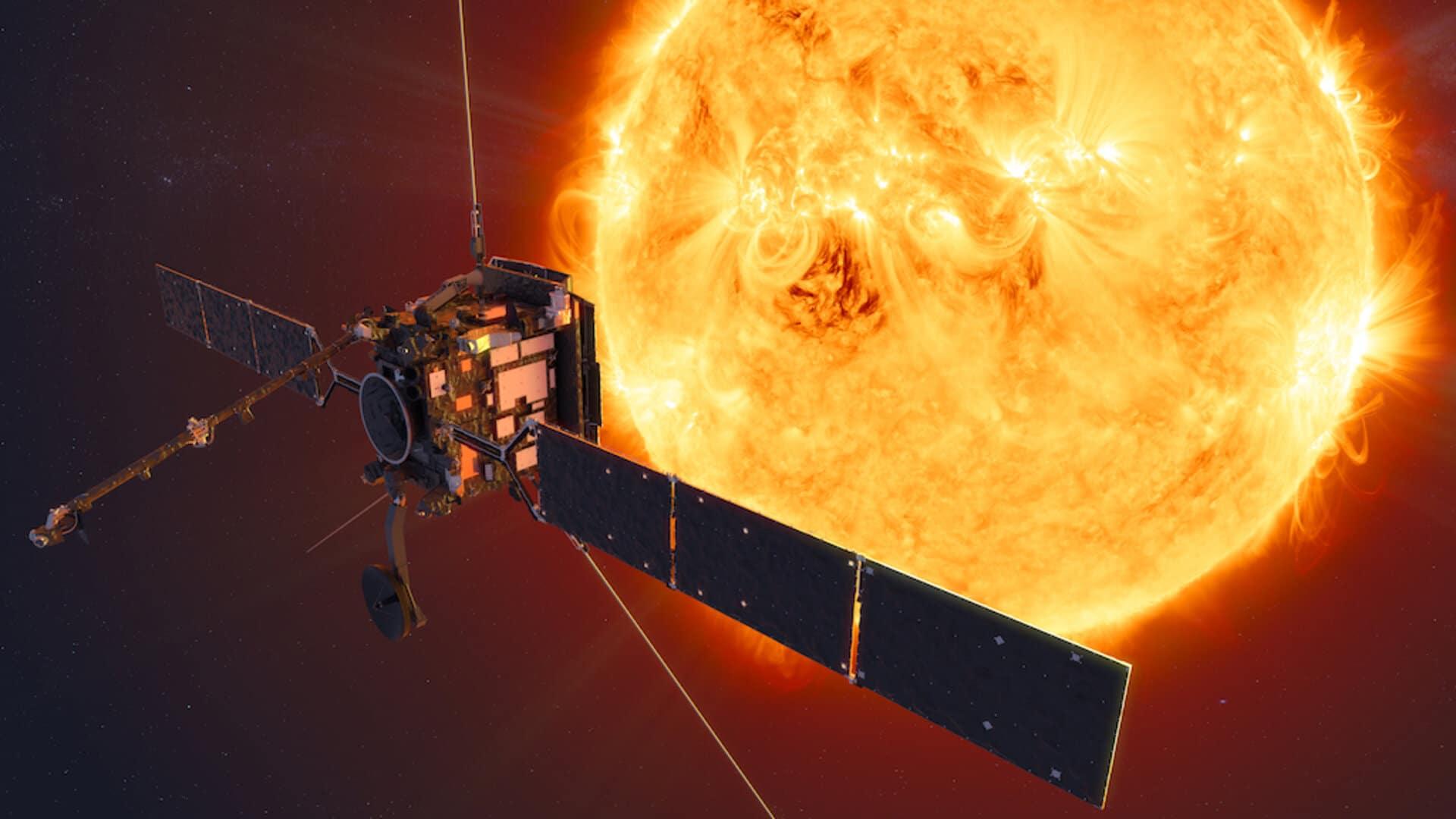 solar orbiter urszonda naprendszer