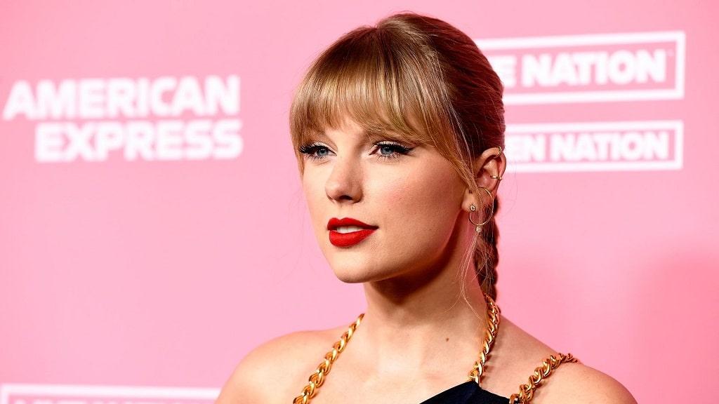 Taylor Swift Evermore Bakeliten