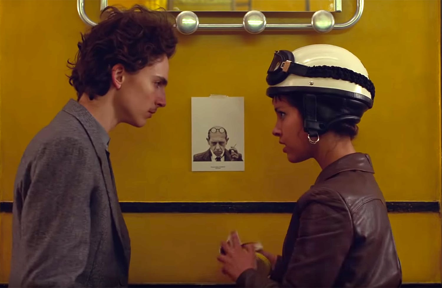 the french dispatch wes anderson cannes filmfesztival 2021 timothée chalamet