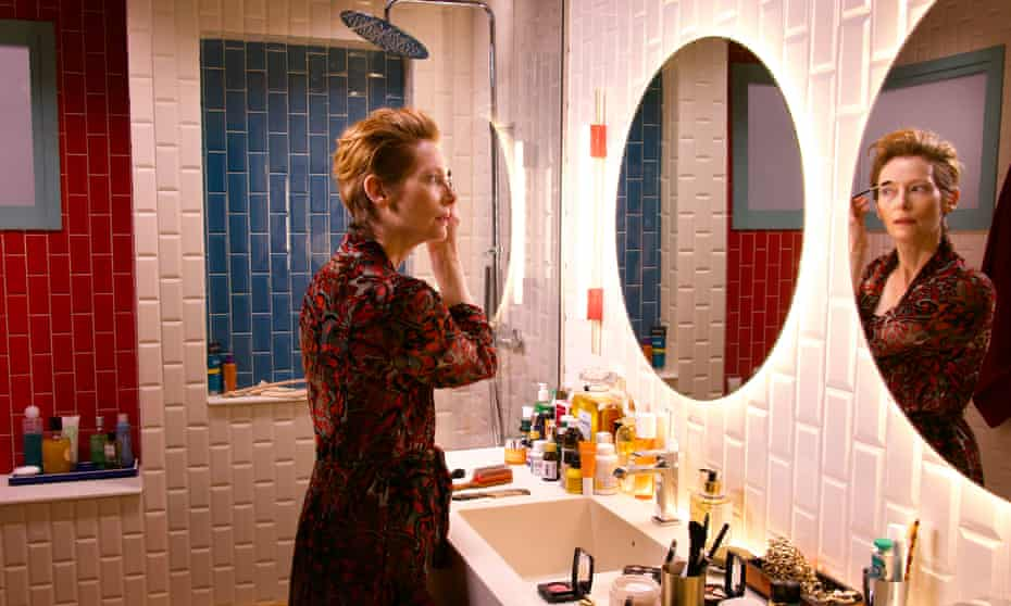 tilda swinton pedro almodovar the human voice