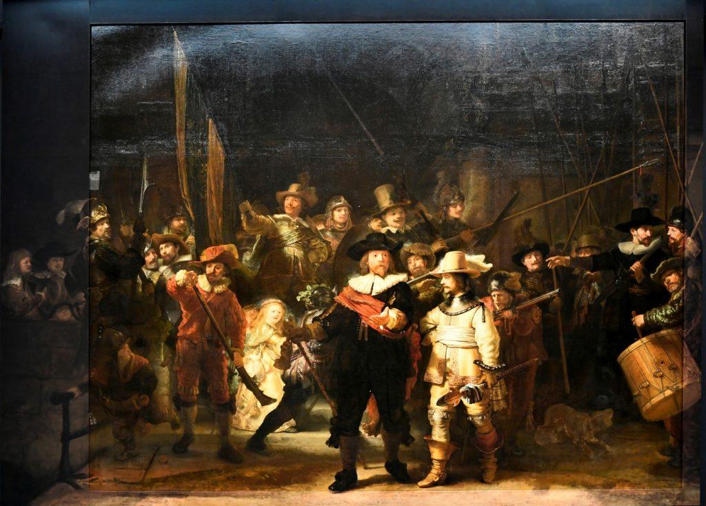 Rembrandt Ejjeli Orjarat Festmeny